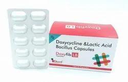 Doxycycline  & Lactic Acid  Bacillus Capsule
