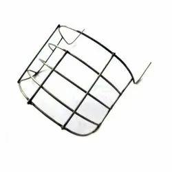 Mild Steel Helmet Visor Frame