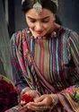 Silk Vol-3 Pashmina Winter Dress Material Rich Print Look Catalog