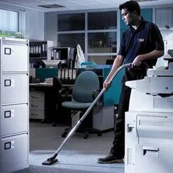 Government Office Cleaning Services