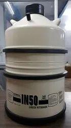 IN-50 Liquid Nitrogen Container
