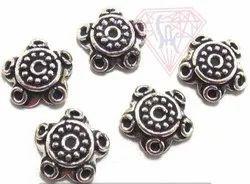 Bronze Beads Caps