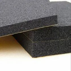 Black Foam Rubber Sheet, Thickness: 2 Mm To 25 Mm, Size: 1200 Mm X 2000 Mm