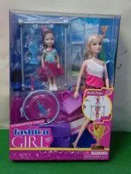 PVC Fashion Doll