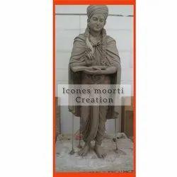 Marble Kabir Das Ji Statue