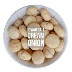 Jowar Ball Cream & Onion