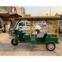 E Sathi 6 Seater Battery Operated Rickshaw