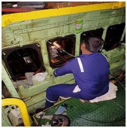 Onsite Grinding Of Daihatsu 5DC-17 Crankshaft
