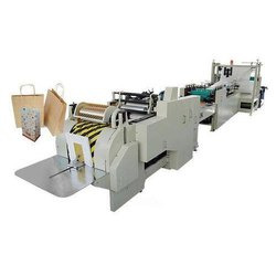 Fully Automatic Paper Carry Bag Making Machine, 240-330 V