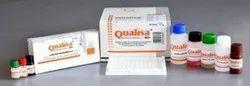 Plastic ELISA for Quantitative Determination of Thyroxine (T4) in Human Serum, For Hospital