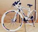 21 Gear White  Neo Road Bike