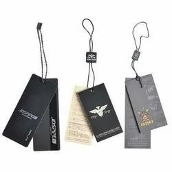 Clothes Hang Tag