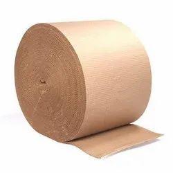 Kabeera Packers Plain Brown Kraft Paper Roll, GSM: 80 Gsm