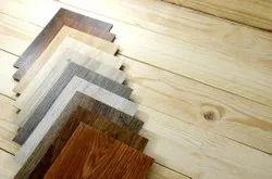 Vinyl Flooring, Thickness: 2 Mm