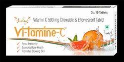 500 Mg Vitamin C Tablets