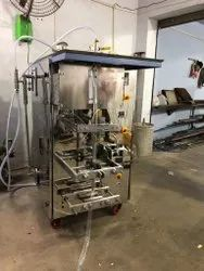 Chuna Paste Pouch Packing Machine