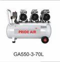GA550-3-70L Oil Free Portable Compressor