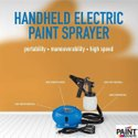paint zoom spray gun Painting Machine paint with Air Compressor Airless Sprayer