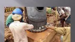 High Mast Civil Works & Installation Works