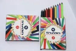 Swan Color Pencil