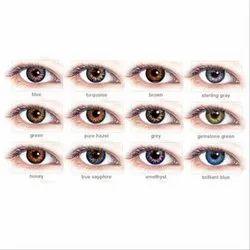 Disposable Freshlook Color Contact Lenses