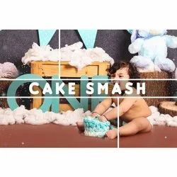 Cake Smash Baby Photography Services