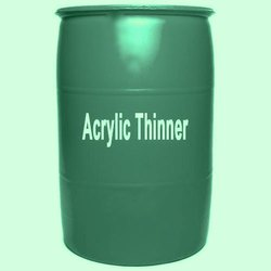 Plasma Acrylic Thinner, Packaging Type: Drum, Packaging Size: 50 L
