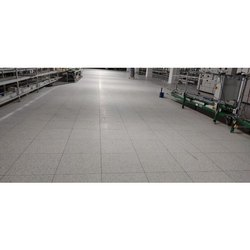 ESD Anti Static PVC Flooring Tiles, 60 * 60 cm, Glossy