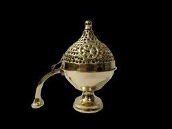 Brass Incense Burner Bakhoor Burner Lobaan Daan