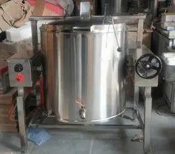 Commercial Tilting Bulk Cooker, 50-100 Litres