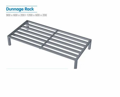 Gray Stainless Steel Dunnage Rack Rs 5290 Piece Horeca Hospitality Solutions Id 22717968555