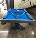 JBB Smokey Grey Designer Pool Table
