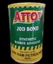 1 Litres Attot Synthetic Rubber Adhesive, Tin Can