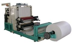 Mild Steel Flexographic Printing Machine, Number Of Colors: 2 Color, Voltage: 440 V