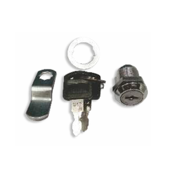 Klazovyn Cam Lock, Chrome