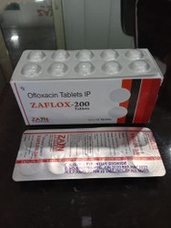 Ofloxacin Usp 200 mg Tab