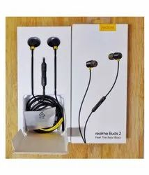 Mix Wired Realme Buds 2 with Mic, Headphone Jack: 3.5 Mm, Model Name/Number: Bud2.0