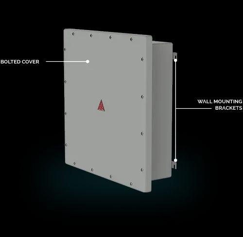 Die cast aluminum Junction enclosure