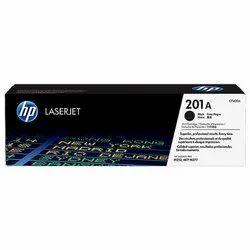 HP 201A Black LaserJet Toner Cartridge