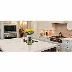 Linere Carrara Gala Kitchen Quartz