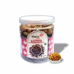 Sharp Packed Raisins, Packaging Type: Plastic Box