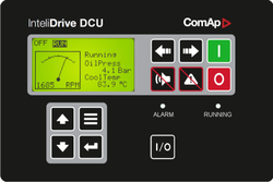 Intelidrive DCU Industrial Engine Controller