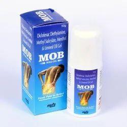 Diclofenac, Diethylamine, Methyl Salicylate, Menthol And Linseed Oil Gel