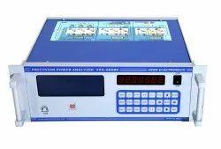 Three Phase Precision Power Analyzer  VPA-60080