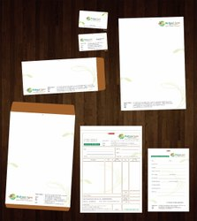 Illustrator / Photoshop Designing Firm Brand Stationery Design Printing Services, Manufacturing