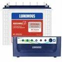 Luminous Inverter Eco Volt 1050 200 Ah Battery Combo