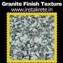 Glossy Granite Finish Texture