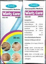 Family Warts Cure Drop For Warts