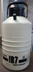 IR-7 Liquid Nitrogen Container