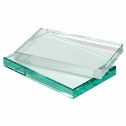 Laminated Transparent Toughened Glass, For Partition